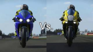10. Ride 2 | 2014 Yamaha R1 Vs 2015 Yamaha R1