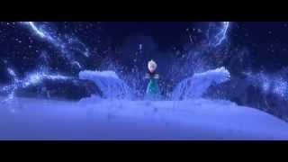 In deze clip uit Disney's Frozen zien we hoe Elsa uit Arendelle is gevlucht nadat haar geheime krachten zijn onthuld.