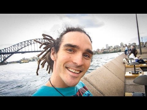 sydney - Details of my Australia trip http://ontheroadtrip.com/ DAY 300 // BUY YOUR T-SHIRTS NOW! http://www.findthenomads.com (international postage) Indian designs ...