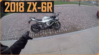 7. 2018 ZX-6R First Thought and Future Mods | Buffalo, NY