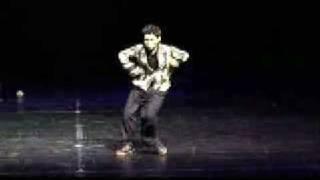 Robocop Dance