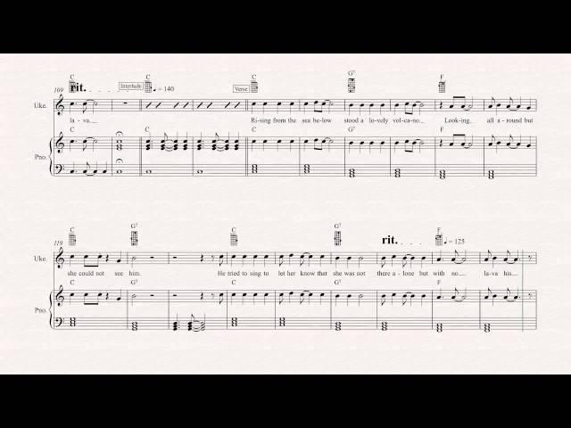 Ukulele : lava ukulele tabs Lava Ukulele or Lava Ukulele Tabsu201a Ukulele