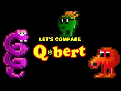compare - Remade this video to reduce the risk of a copyright strike. I think this one is better anyway. ) Video Locations: 1. Arcade 0:35 2. Odyssey 2 2:10 3. Atari...