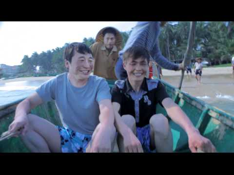 On the boat – Pole of Inaccessibility China