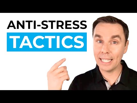 Add These Anti-Stress Tactics To Your Routine
