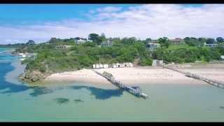 Mornington Peninsula Australia  city images : Mornington Peninsula DJI Phantom 3 Drone 4K