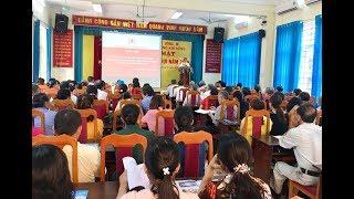 Quán triệt Chỉ thị số 18 về nâng cao hiệu quả công tác nhân đạo và hoạt động chữ thập đỏ trong tình hình mới