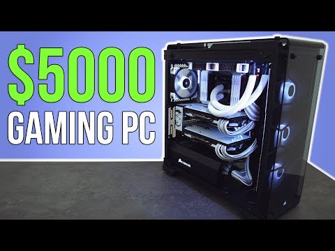 $5000 Ultimate Gaming PC | Montage Build