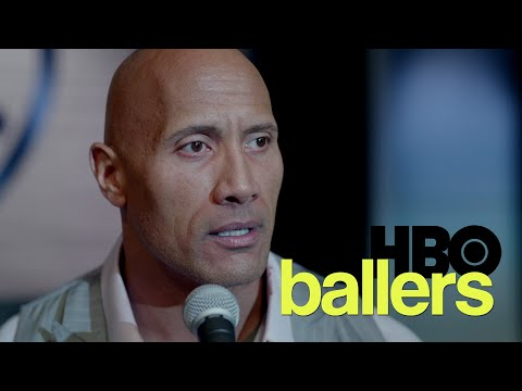 Ballers Season 2 Finale - Spencer Strasmore monologue speech to the rookies. Fucking Be Smart