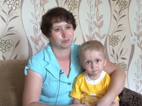 Люди помогли сохранить почку четырехлетнему Сереже из пос. Новосемейкино