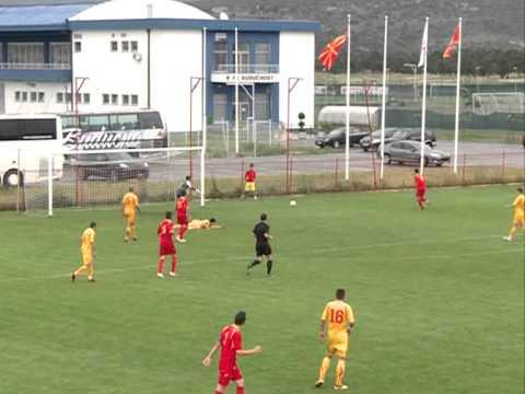 Fudbal na TV777, Crna Gora - Makedonija, mlađe omladinske reprezentacije