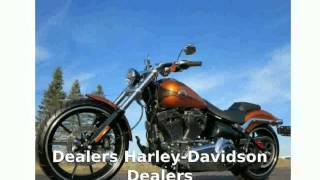 3. 2014 Harley-Davidson Softail Breakout  Specification Specs Dealers Top Speed Features
