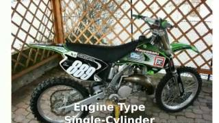 9. 2004 Kawasaki KX 125 Features and Specs