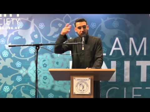 Night 4: 22nd Ramadhan 1436 - Mulla Ali Fadhil