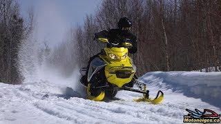 5. 2019 Ski-Doo MXZ X-RS 600R E-TEC