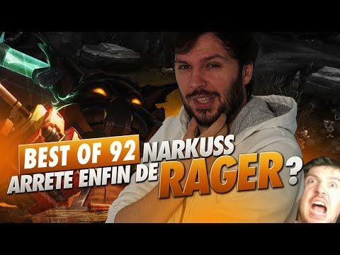 BEST OF SOLARY #92 ► NARKUSS ARRETE ENFIN DE RAGER ?