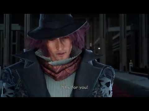 Episode Ardyn Trailer de Final Fantasy XV