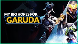 Hopes for GARUDA  ||  Working With Another Game DEV