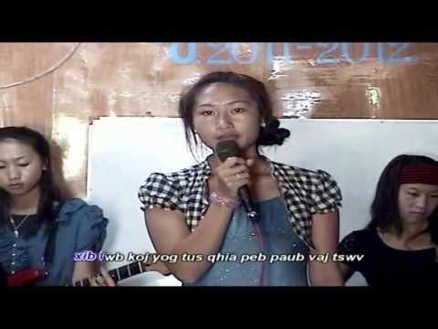 Ntxoo Vaj - Ua Tsaug Xib Fwb (видео)