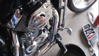 9. How To Do An Oil Change On A Honda Shadow Spirit 750 Part 1: Tools And Parts Needed