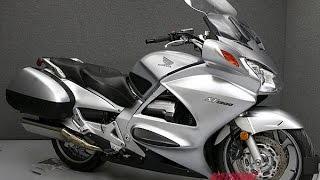 9. 2007  HONDA  ST1300   - National Powersports Distributors
