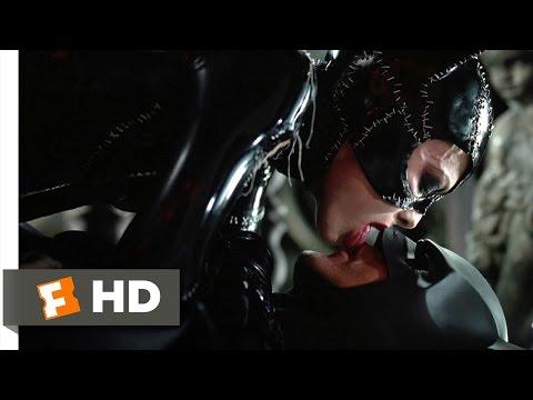Batman Returns (1992) - A Deadly Kiss Scene (6/10) | Movieclips