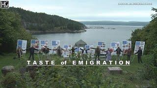 """Taste of Emigration - Wystawa """"Chrzest 966. U źródeł Polski"""" w Norwegii"""