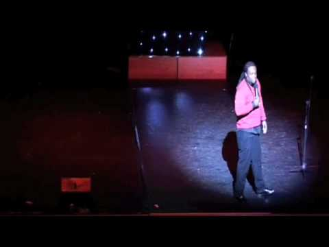 Cocoa Brown @ Real Deal Comedy Jam