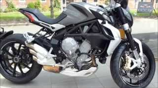 3. # 2014 MV Agusta Brutale 800 Dragster 125 Hp 200+ Km/h 124+ mph * see also Playlist
