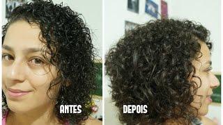 Como eu finalizo meu cabelo – Fitagem