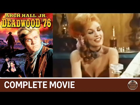 Deadwood '76 | 1965 Western | Arch Hall Jr.