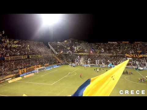Recibimiento. Central ! - Tigre 1. Torneo Final 2014