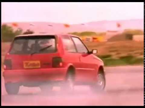 fiat uno turbo 1.6 - rubens barrichello