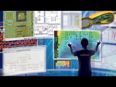 CADSTAR - Expert desktop PCB design solution