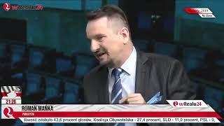 Najostrzejsze słowa pod adresem PiS-u, TVP i Kurskiego jakie padły po wyborach?