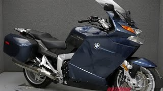 7. 2008  BMW  K1200GT W/ABS & ESA - National Powersports Distributors