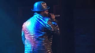 As a part of the #HamiltonMixtape LIVE #Ham4Ham show on December 1, Black Thought performs No John Trumbull.