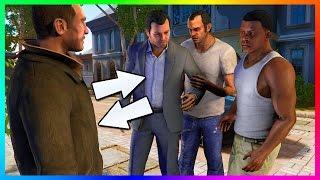 Video 10 Grand Theft Auto Characters That Make SECRET Appearances In GTA 5 & Other Rockstar Games! (GTA V) MP3, 3GP, MP4, WEBM, AVI, FLV Oktober 2017
