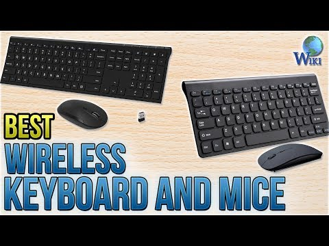 10 Best Wireless Keyboard And Mice 2018