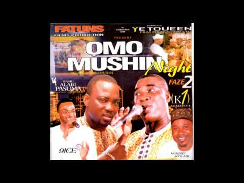 Wasiu Alabi Pasuma & K1 De Ultimate - Omo Mushin Night