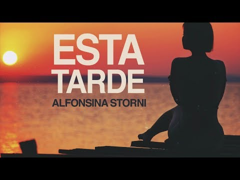 Poemas cortos - Esta tarde - Alfonsina Storni