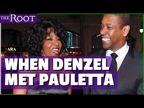 Did Denzel Washington Pursue Pauletta?