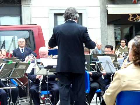 MOSE' - Marcia dell'Opera - G. ROSSINI - Filarmonica A. Volta Como (CO) - M° Oronzo Defendente