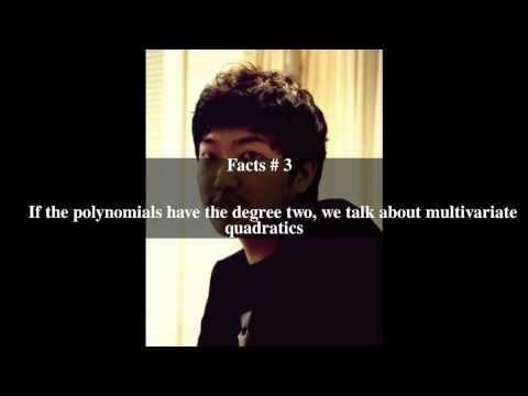 Multivariate cryptography Top # 5 Facts