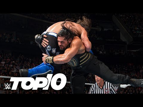 Roman Reigns' most devastating Spears: WWE Top 10, Oct. 14, 2020