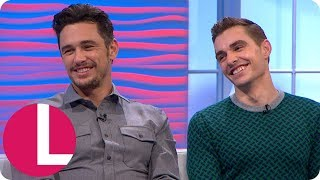Video James and Dave Franco Were So Nervous to Show 'The Disaster Artist' to Tommy Wiseau | Lorraine MP3, 3GP, MP4, WEBM, AVI, FLV September 2018