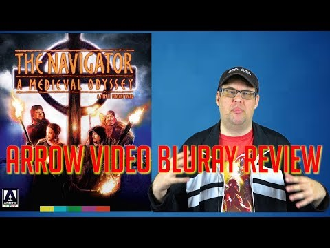 The Navigator A Medieval Odyssey - Bluray Review Arrow Video