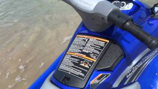 4. Yamaha Jet Ski VX Cruiser 2011 overview