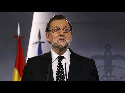 Ισπανία: «Απέφυγε» την εντολή σχηματισμού κυβέρνησης ο Μαριάνο Ραχόι