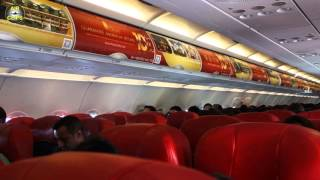 Video Thai Air Asia A320 Bangkok Donmuang to Singapore [AirClips full flight series] MP3, 3GP, MP4, WEBM, AVI, FLV Juli 2018